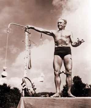 Photo of Joseph Pilates